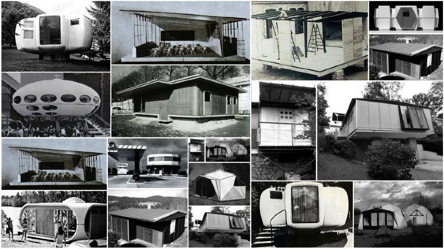 Maison demontable galerie 47 20th century furniture - Maison demontable jean prouve ...
